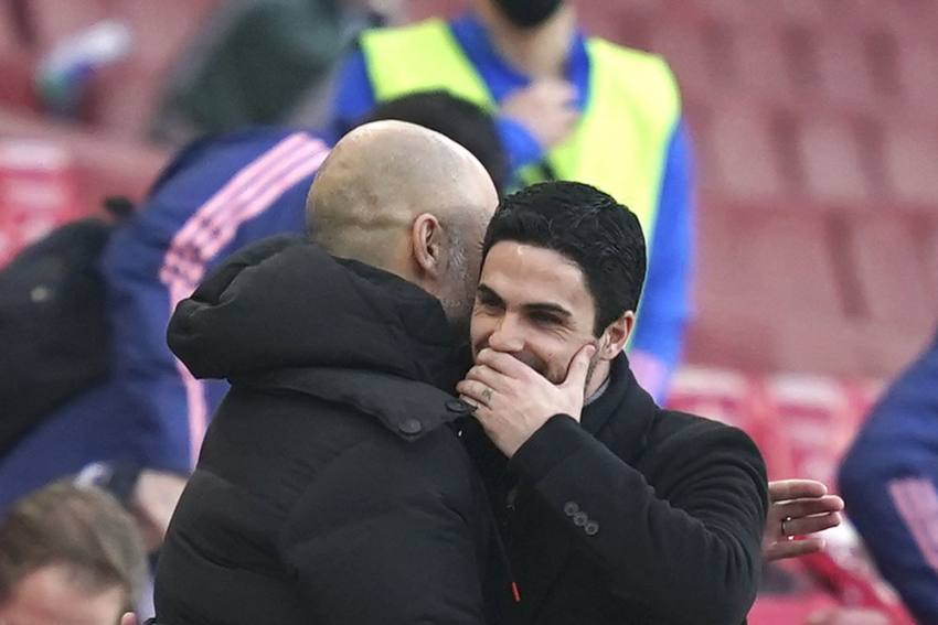 Mikel Arteta Knows Everything About Football – Pep Guardiola Learning From Former Manchester City Assistant