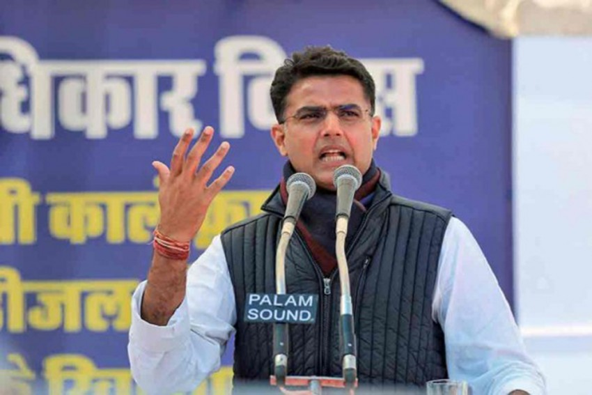 BJP Is Looting Common Man: Congress Leader Sachin Pilot On Rising Fuel Prices