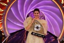 TV Actor Rubina Dilaik Wins 'Bigg Boss 14'