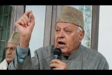 Farooq Abdullah Advocates Talk With Pak To End Terrorism In Jammu And Kashmir