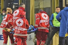 Napoli Star Victor Osimhen Undergoes Head Trauma Scans In Hospital