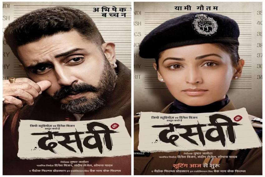 Abhishek Bachchan, Yami Gautam, Nimrat Kaur Come On Board For Social Comedy 'Dasvi'