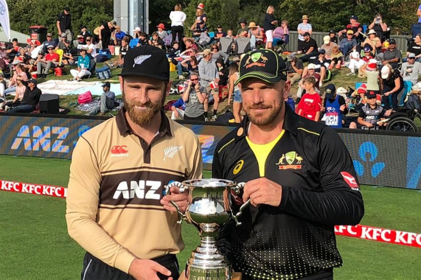 NZ Vs AUS, 2nd T20I, Live Streaming: When And Where To Watch New Zealand-Australia Cricket Match