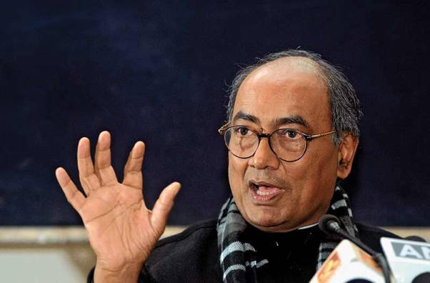 Warrant Against Digvijay Singh For Not Appearing Court In Relation With 2017 Defamation Case