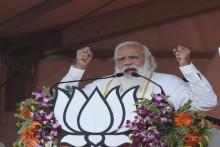Bengal Will Choose Poriborton: Modi Turns Change-Slogan Tables On Mamata