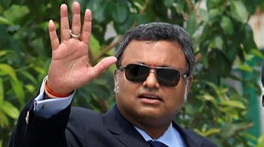 Supreme Court Allows Karti Chidambaram To Travel Abroad