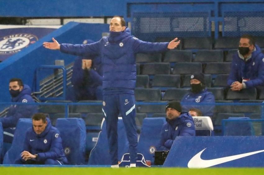 Chelsea Boss Thomas Tuchel Draws A Line Under Callum Hudson-Odoi Substitution