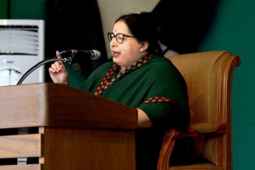 Legacy Battle Marks Jayalalithaa's Birth Anniversary