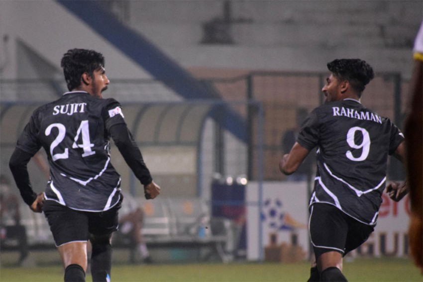 I-League: Mohammedan Sporting Beat 10-man Chennai City