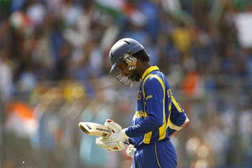 Sri Lanka Opener Upul Tharanga Announces Retirement From International Cricket
