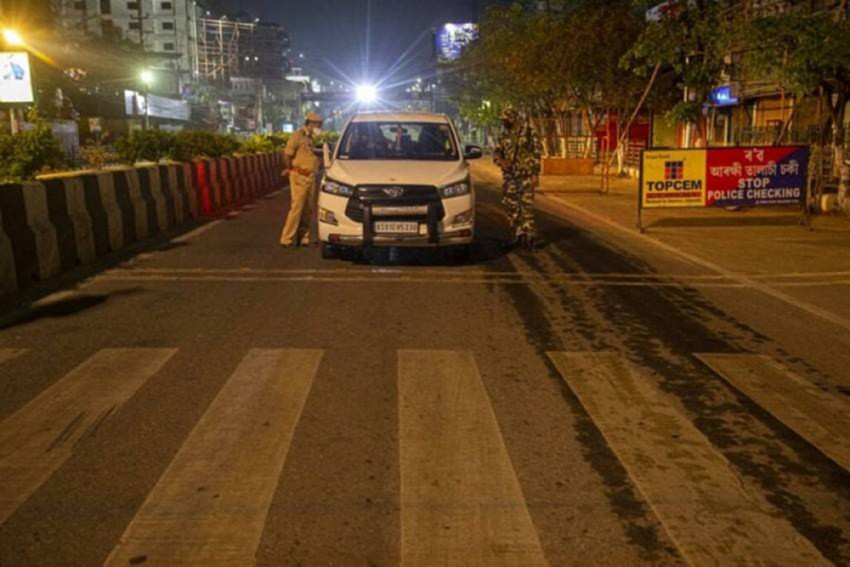 Amid Surge In Covid-19 Cases, Night Curfew Imposed In Aurangabad Till March 8