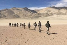 Closely Following Reports Of India, China Troop Disengagement: US
