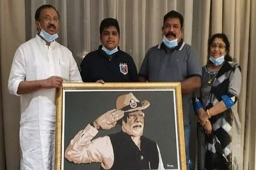 14-Year-Old Boy Gets 'Heartfelt' Letter Of Thanks From PM Modi For Stencil Portrait