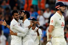 IND Vs ENG, 3rd Test: Axar Patel Slices Through England As India Shine On Day 1
