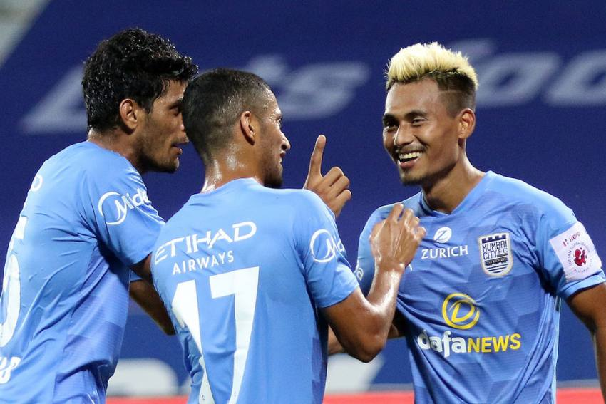 ISL 2020-21: Mumbai City Decimate Odisha FC To Set Up Exciting League Shield Clash Against ATK Mohan Bagan