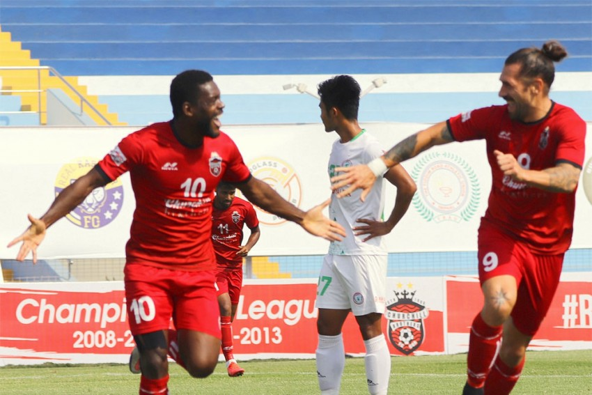 I-League: Churchill Brothers Beat NEROCA To Regain Top Spot