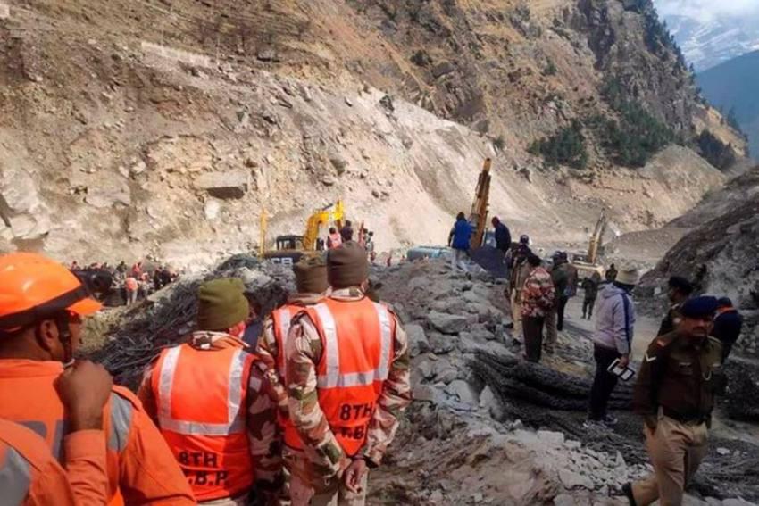Death Toll In Uttarakhand Glacier Disaster Reaches 70