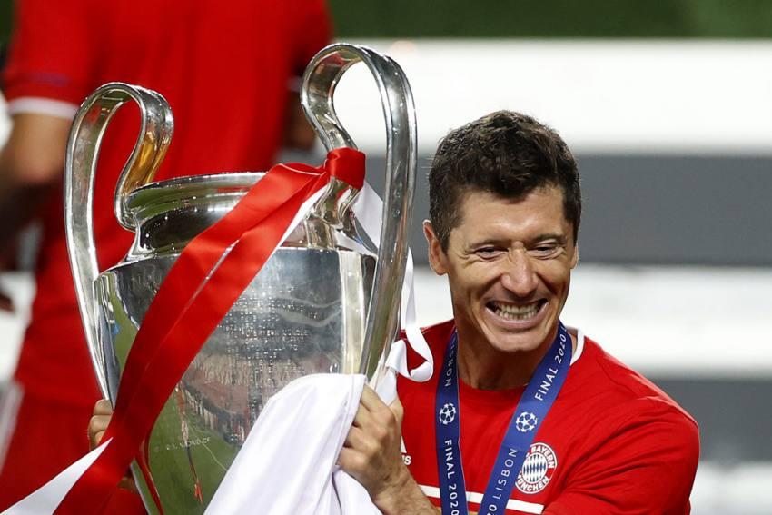 Bayern Munich Star Robert Lewandowski Heads Nominees For Laureus World Sportsman Of The Year Award
