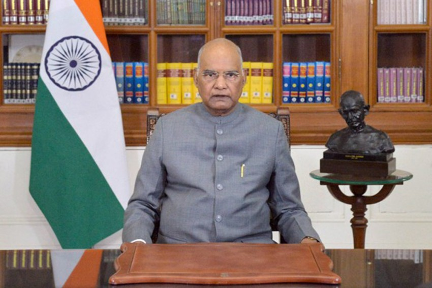 Union Cabinet Recommends President's Rule In Puducherry