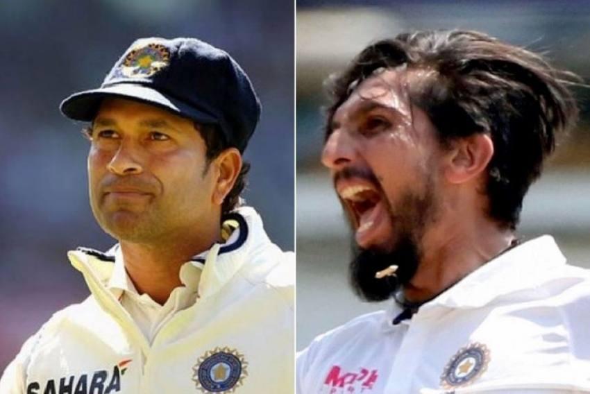 IND Vs ENG: Cricket Icon Sachin Tendulkar Lauds Ishant Sharma On 100th Test