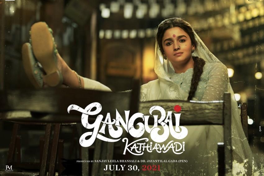 Alia Bhatt's 'Gangubai Kathiawadi' To Hit The Big Screen In July