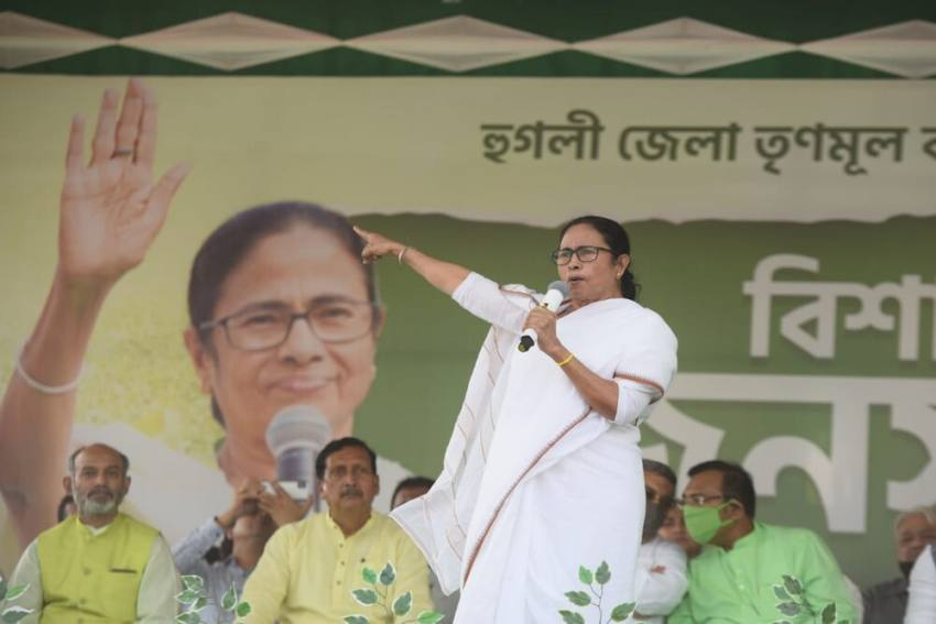 PM Modi Is The Biggest Rioter In The Country: TMC Chief Mamata Banerjee