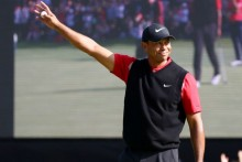 Tiger Woods 'Very Fortunate' To Survive Car Crash Amid Reports Golf Great Has Fractured Both Legs