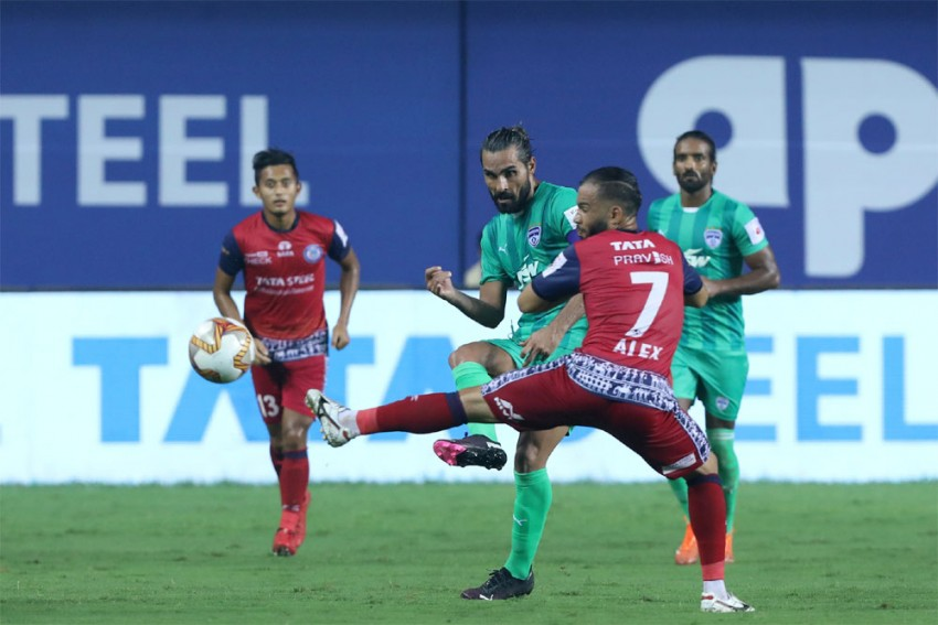 ISL 2020-21: Jamshedpur FC Hold On To Sixth Spot After Edging Bengaluru FC In Five-goal Thriller