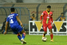 I-League: TRAU Return To Top Six With 5-1 Win Over Indian Arrows