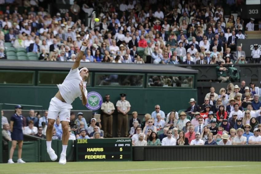 Roger Federer Retiring After Winning Wimbledon Would Be Dream Scenario: Michael Stich