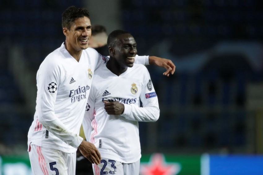 Remo Freuler Sent Off As Ferland Mendy Gives Real Madrid 1-0 Champions League Win Over Atalana