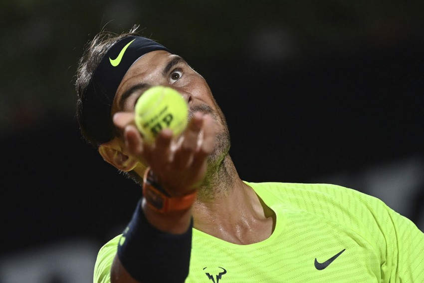 Rafael Nadal Withdraws From Rotterdam Open With Back Problem