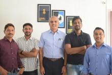 CIIE.CO, JITO Angel Network and KIIT TBI Back Healthcare Robotics Startup Comofi Medtech