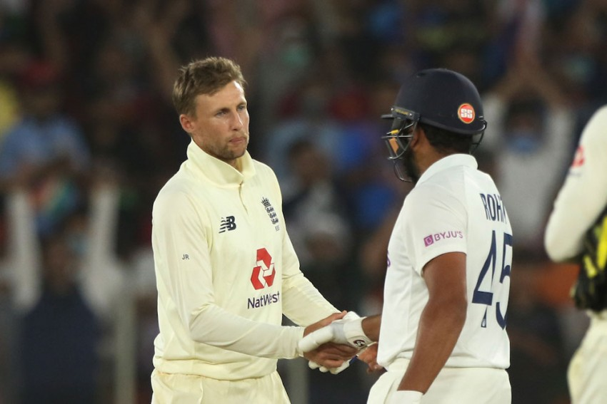 It's For ICC To Decide Whether Motera Pitch Is Fit For Purpose, Not Players: Joe Root