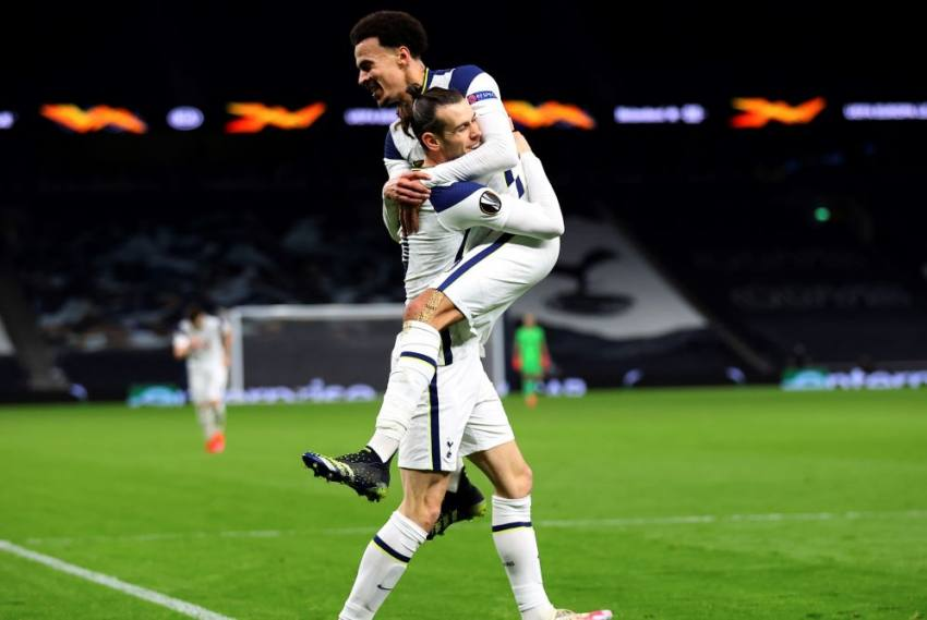 Tottenham 4-0 Wolfsberger (8-1 agg): Dele Alli Bicycle Kick Sends Spurs Into Europa League Last 16