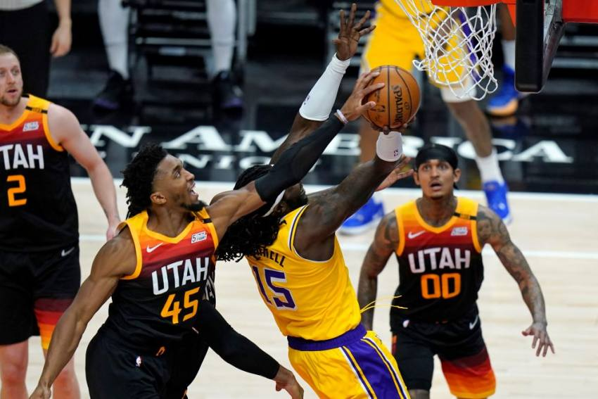 NBA: Red-hot Jazz Blow Out Lakers, Thunder's Dort Drops Buzzer-beater