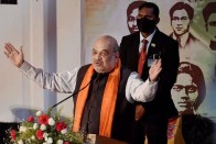 Amit Shah To Hold Public Meetings In Tamil Nadu, Puducherry On Sunday