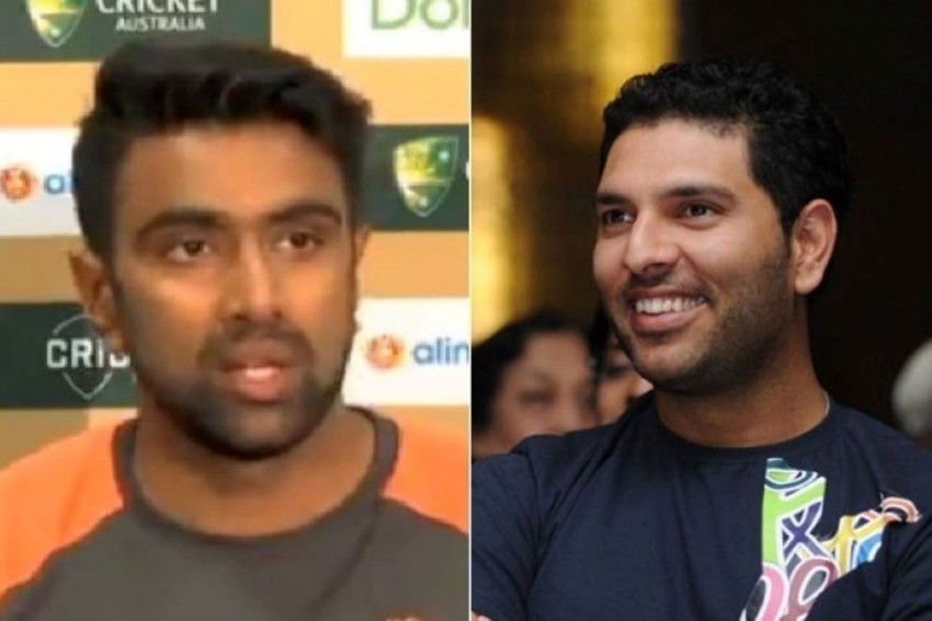 Is Ravichandran Ashwin Hurt At Yuvraj Singh's Twitter Comments After Motera Test Ends In 2 Days?