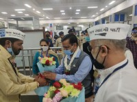 Arvind Kejriwal Arrives In Surat To 'Thank' People After Winning 27 Seats In Civic Polls