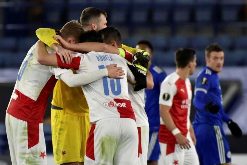Leicester City 0-2 Slavia Prague (0-2 agg): Brendan Rodgers' Side Crash Out Of Europa League