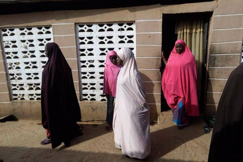 Hundreds Of Girls Abducted In Nigeria As Gunmen Raid School