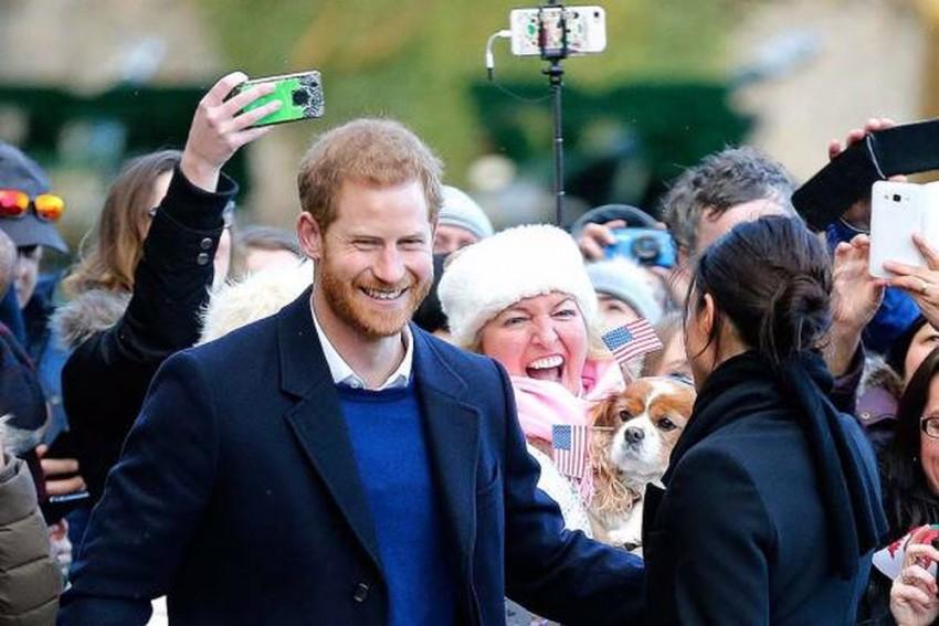 Prince Harry Raps 'Fresh Prince,' Says He Didn't Walk Away From Royal Duties