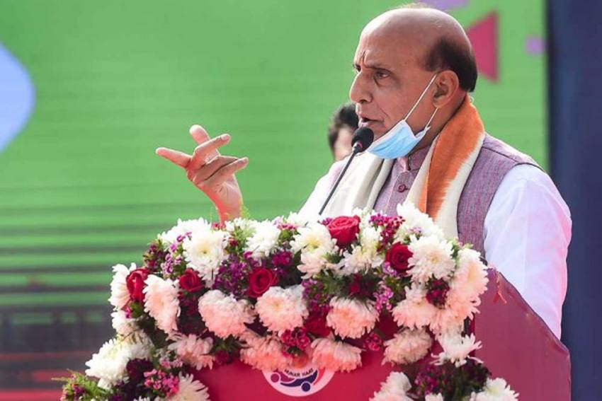 Political Violence Has Reached 'New High' In Bengal: Rajnath Singh Targets Mamata, TMC