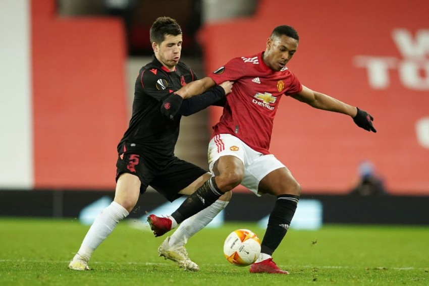 Manchester United 0-0 Real Sociedad (4-0 agg): Solskjaer's Men Seal Europa League Last-16 Spot