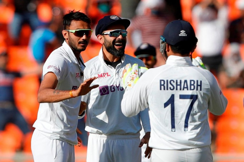 IND Vs  ENG: It's All About Confidence, Axar Patel On Phenomenal Test Outings