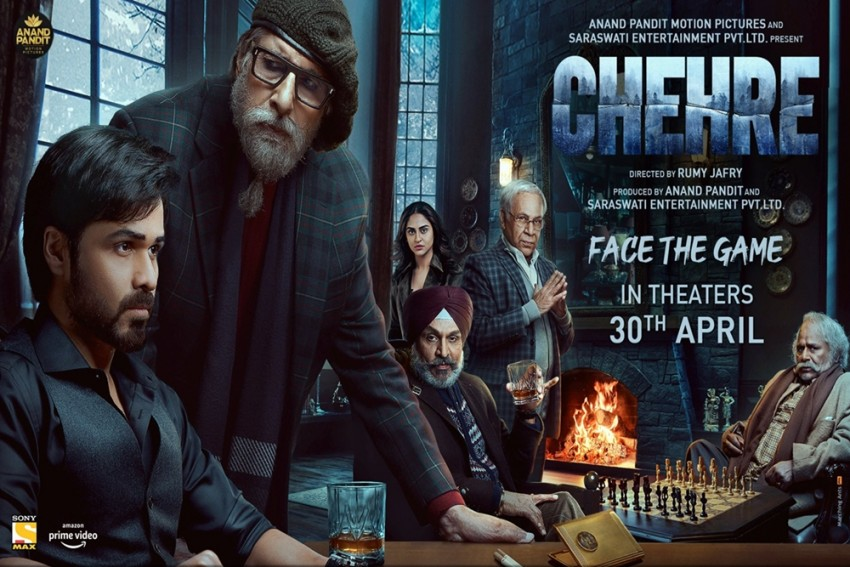 SSR Fans Give Call To Boycott 'Chehre' Amid Silence On Rhea Chakraborty's Removal From Poster