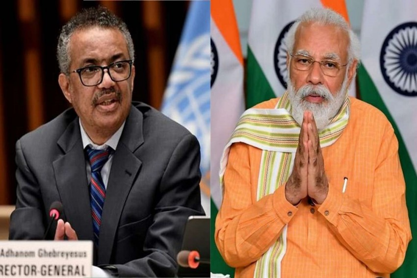 'Hope Other Nations Follow Your Example': WHO Chief Lauds India, PM Modi