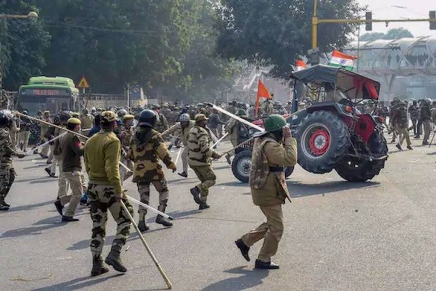 Farmer Who Died During R-Day Violence Had No Gunshot Wounds, Police Tell HC
