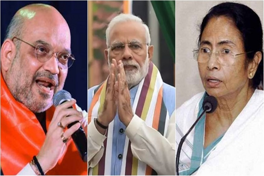 Has ECI Decided Bengal Poll Schedule On Modi-Shah's Advice, Asks Mamata