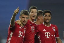 Bayern Munich 5-1 Cologne: Robert Lewandowski, Serge Gnabry At The Double As Thomas Muller Returns